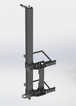 Анкерный столб AP-S200b (арт. AP-S200b)