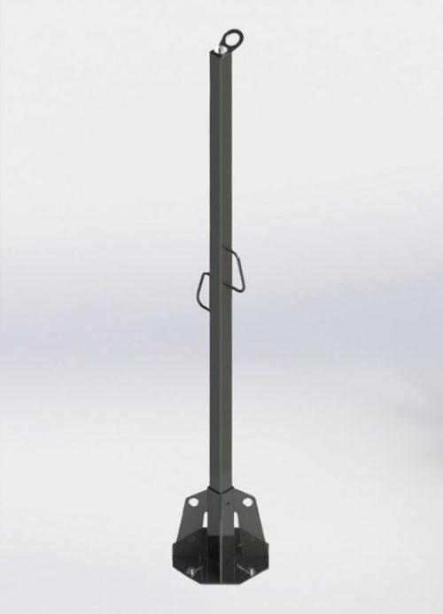 Анкерный столб AP-S200 (арт. AP-S200)