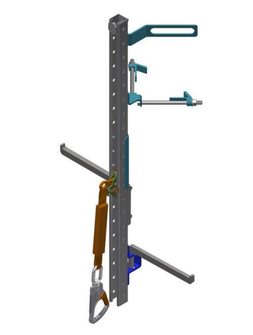 Вертикальная жесткая анкерная линия (ЖАЛ) VOLT